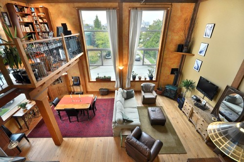 211 1220 E Pender St Large Loft For Sale At The