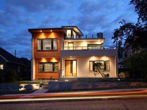 West coast modern house design House design