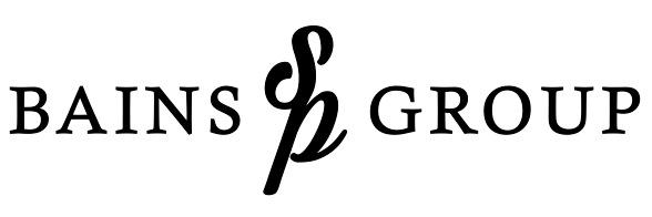 bains group logo