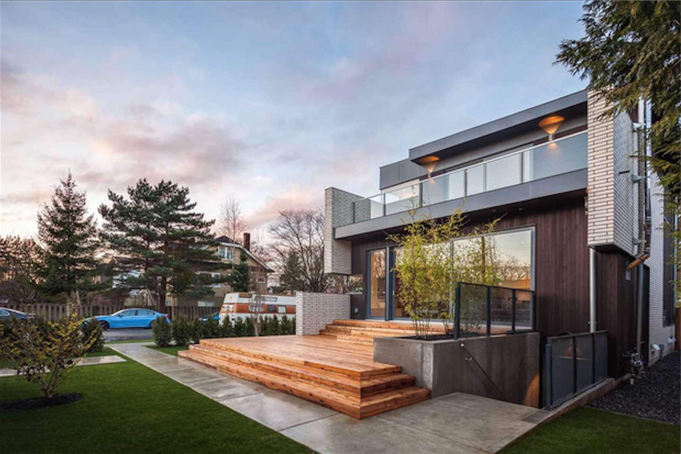 Beautiful modern vancouver homes for sale albrighton real for Modern architecture homes for sale