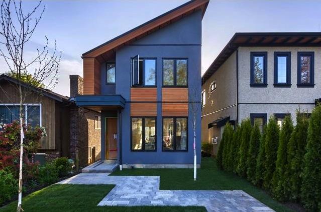 Blog vancouver modern homes albrighton real estate for West coast modern home plans