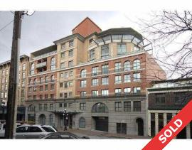 55 Alexander St Gastown loft condos and lofts