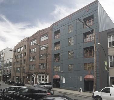 1230 Hamilton Loft building