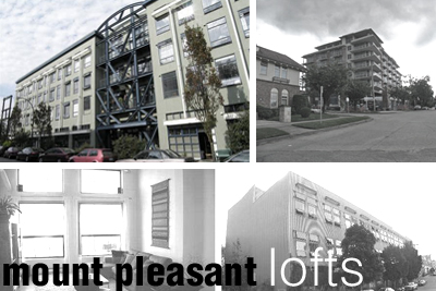 mount pleasant lofts logo