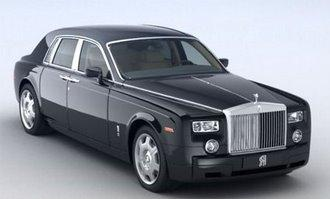 Grace Rolls Royce Phantom Vancouver
