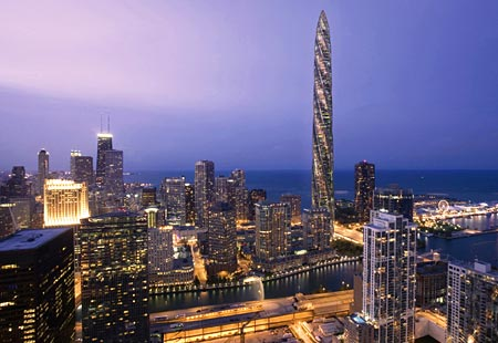 worlds tallest tower chicago