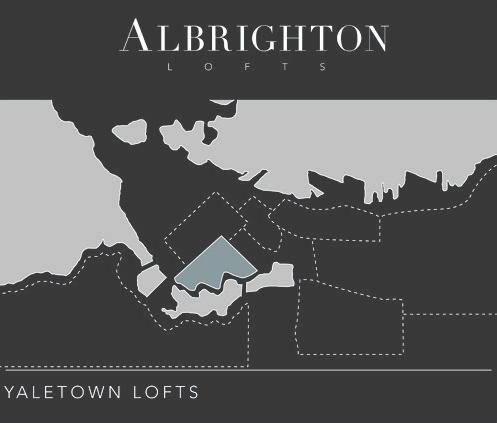 vancouver loft search map for all listings updated daily by Albrighton