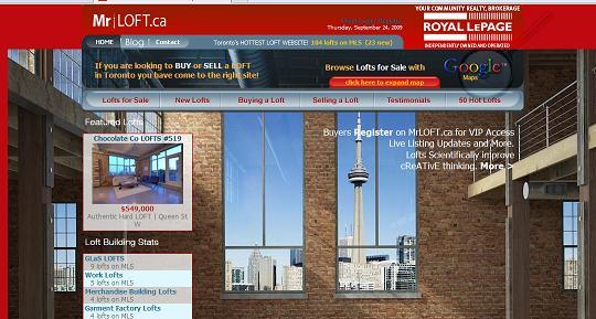 Mr Loft - Toronto Loft Specialist