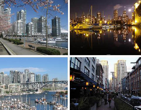 Yaletown Vancouver Neighbourhood Information by Albrighton