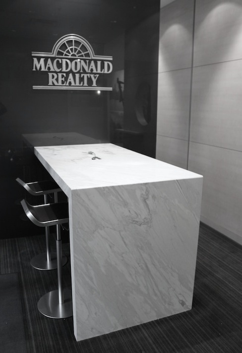 Macdonald Realty Office Vancouver Downtown Front Desk