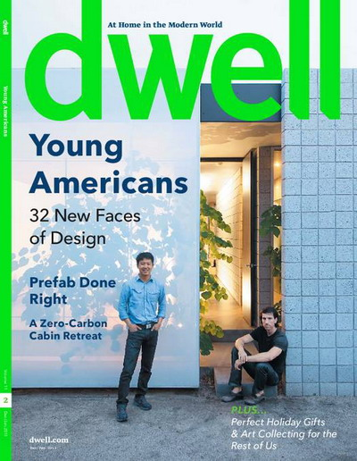 Dwell Magzine for Loft Lovers