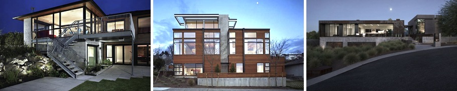 Modern Houses in Vancouver for sale by Albrighton