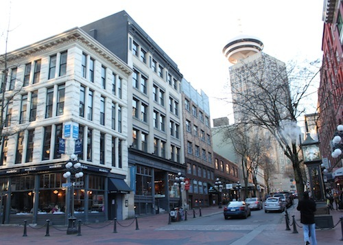 GASTOWN VANCOUVER PHOTO