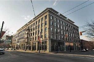 koret lofts in Gastown 55 E Cordova St front 12