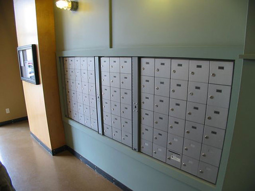 Mailboxes - 1238 Richards- Metropolis