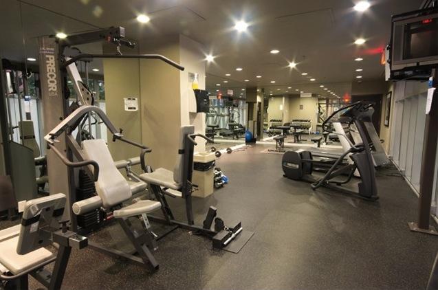 modern condo downtown miro gym