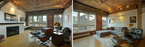NEW YORKER LOFT YALETOWN CONVERSION LOFT