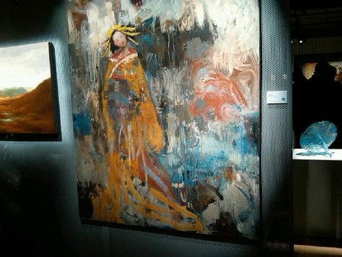 Rimi Yang Painting - 1