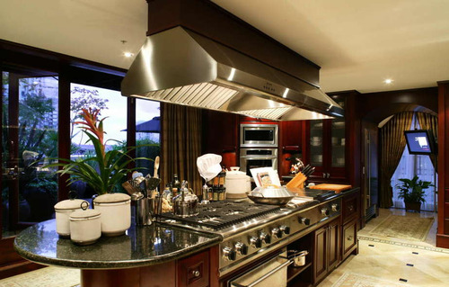 The Grace Penthouse Kitchen