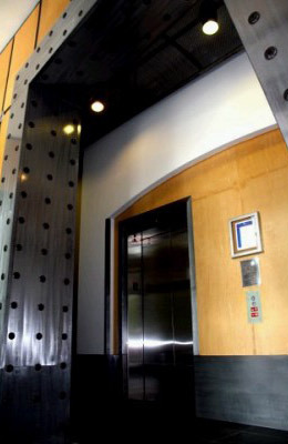 The Space - Elevator