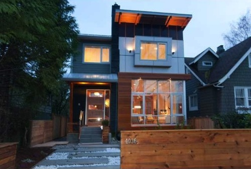 Blog vancouver modern architectural houses for sale for Unique modern houses for sale