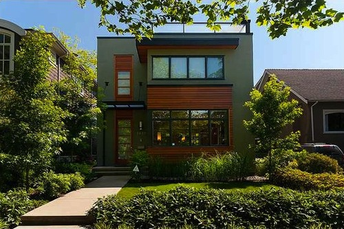 Blog vancouver modern architectural houses for sale for Architectural homes for sale