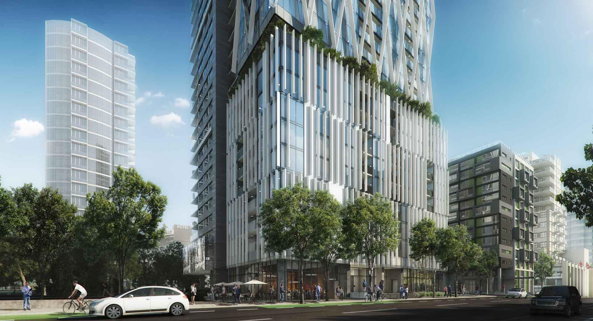 2016 02 11 02 37 18 brenhill developments 1111 richards vancouver yaletown rendering 2