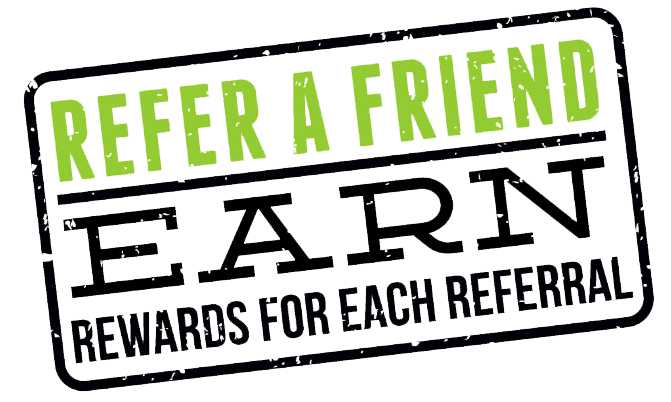voorhies carpet cleaning referral rewards program