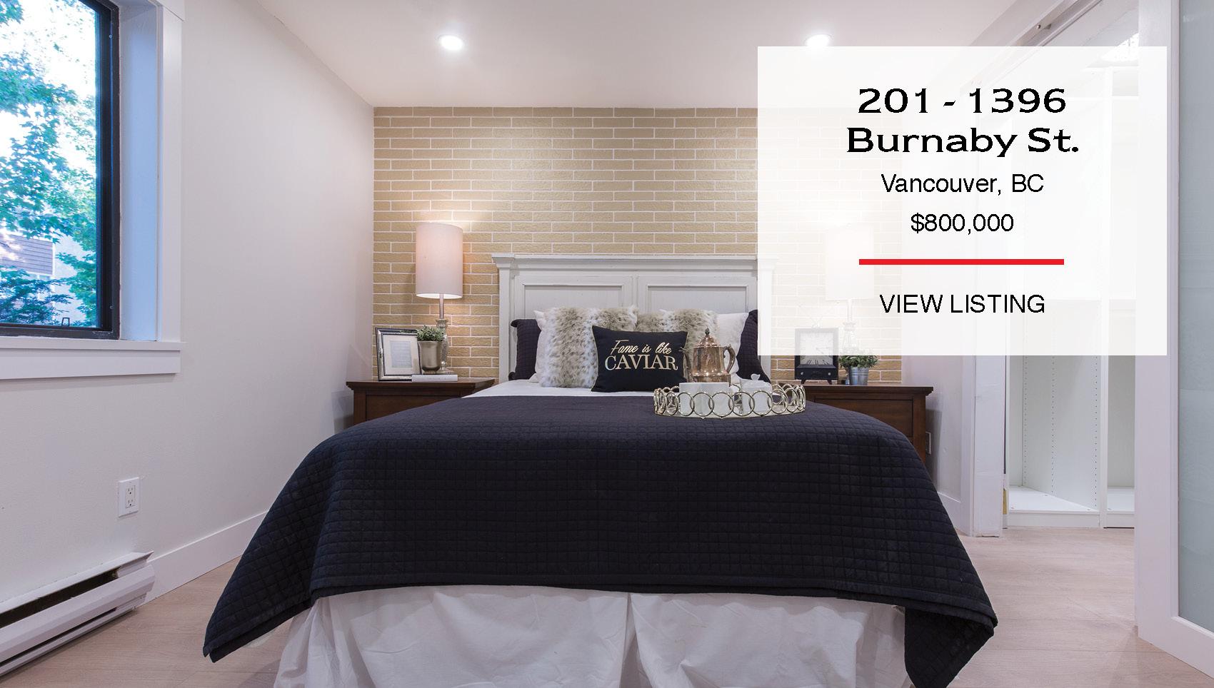 201-1396 Burnaby St.