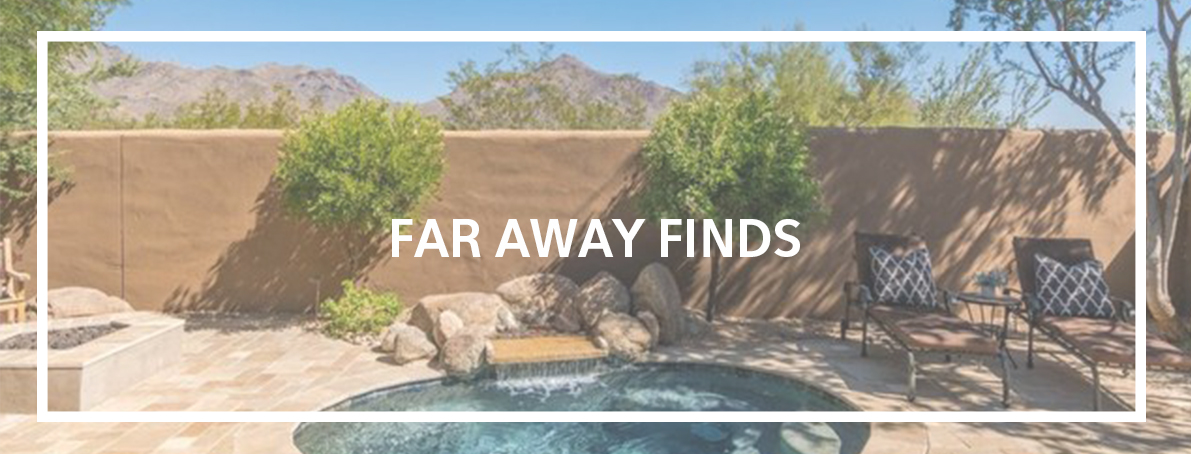 far away finds scottsdale