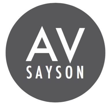 av grey logo