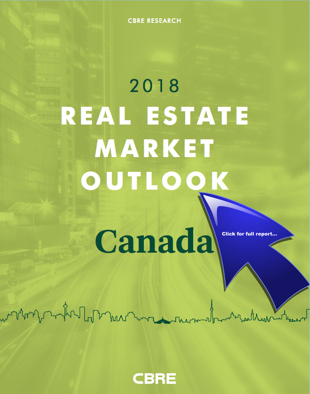 2018 canada real estate market outlook