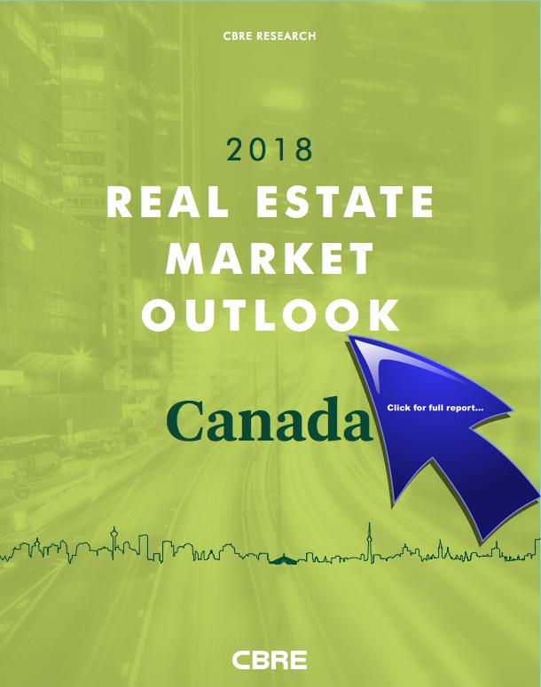 2018 canada real estate market outlook