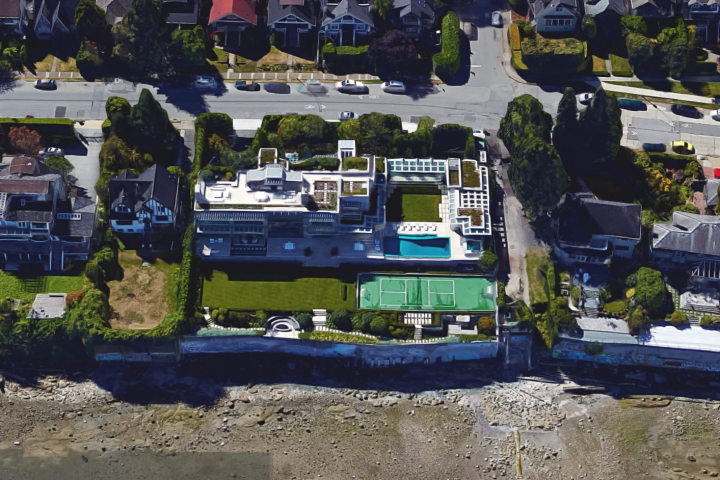 chip wilson home