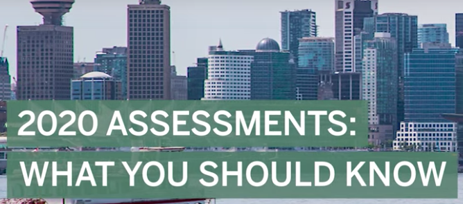 metro vancouver assessments down