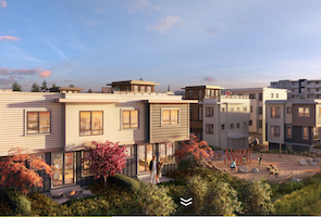 park riviera townhomes