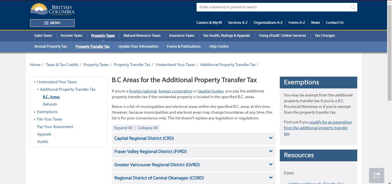 additional property tax