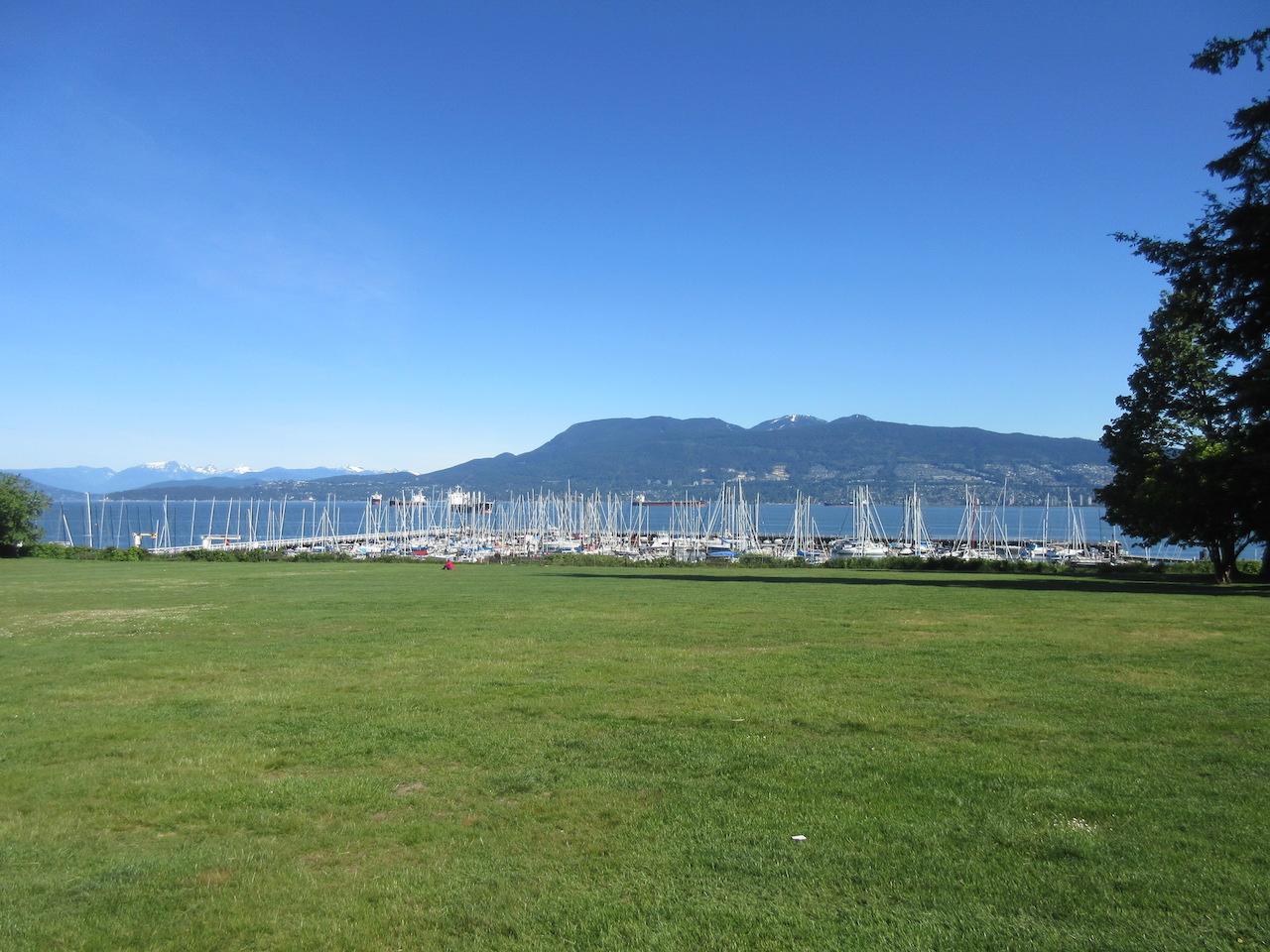 Vancouver Point Grey Marnina and Green Park