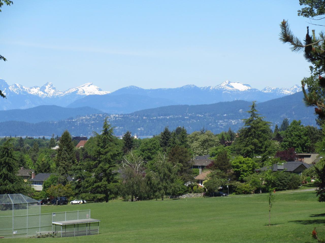 Vancouver Arbutus MacKenzie Heights Urban Park