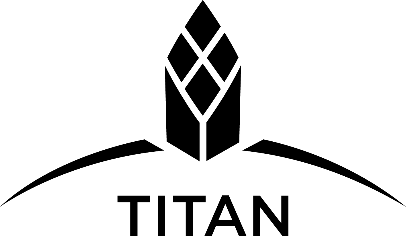 titan transparent web