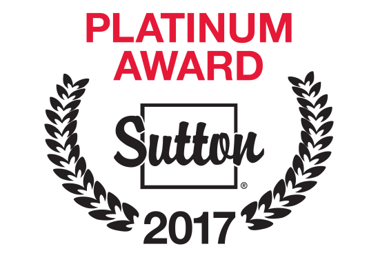 platinum award   2017 1