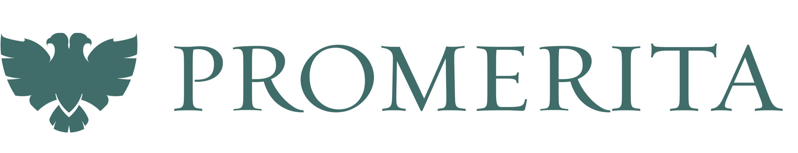 promerita logo   editable  horizontal a
