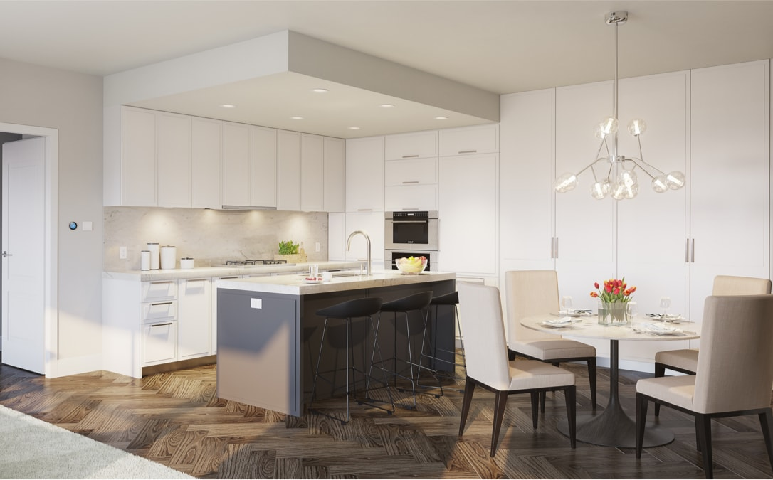 int kitchen scheme a