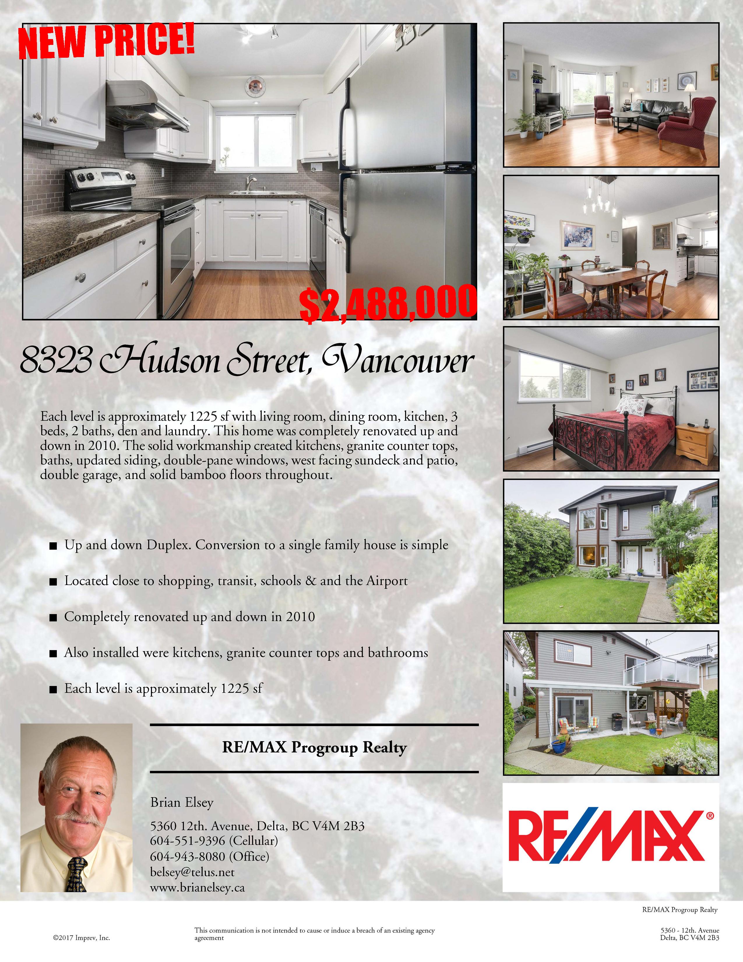 8323 hudson street  vancouver 1 new price