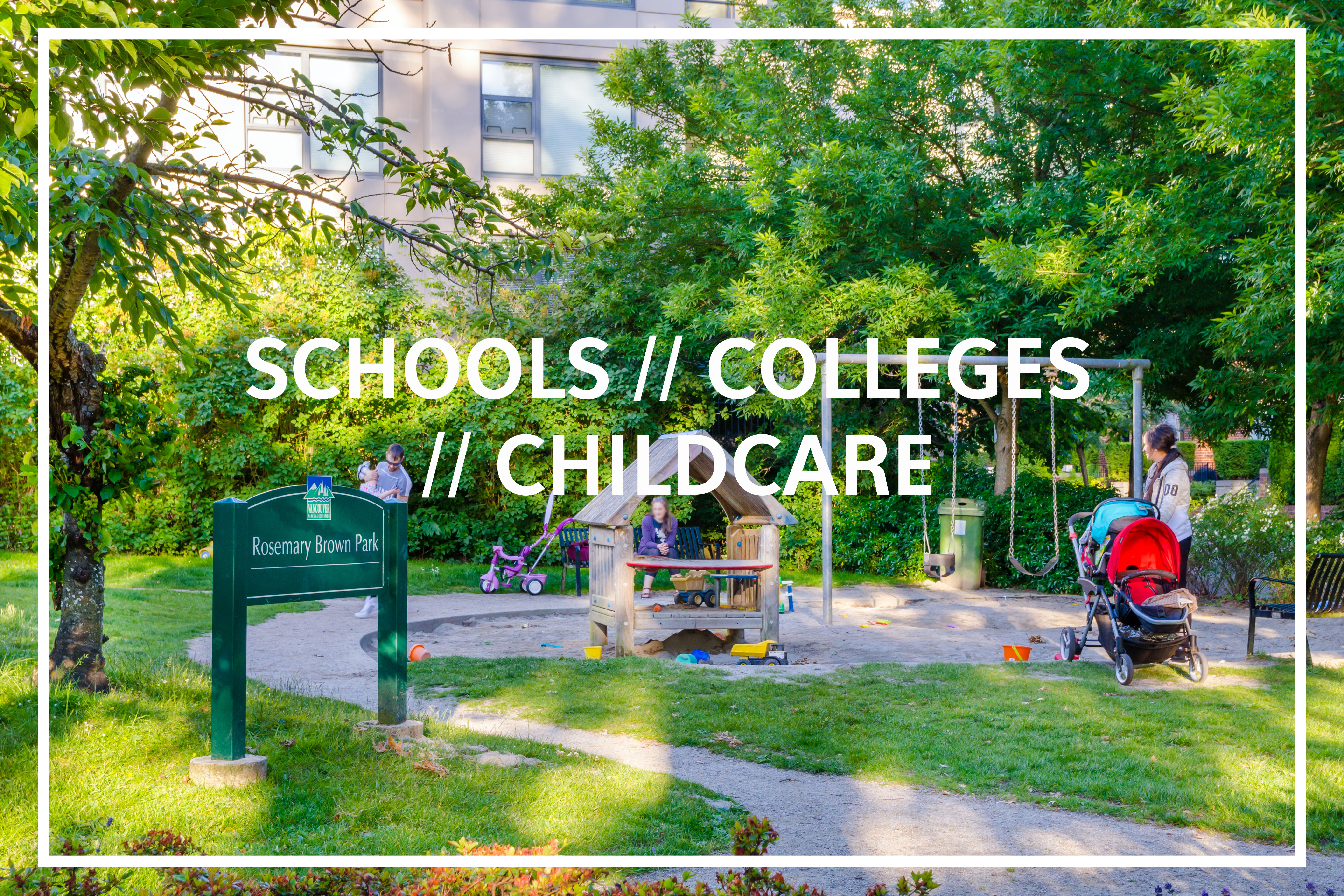 schools childcare a