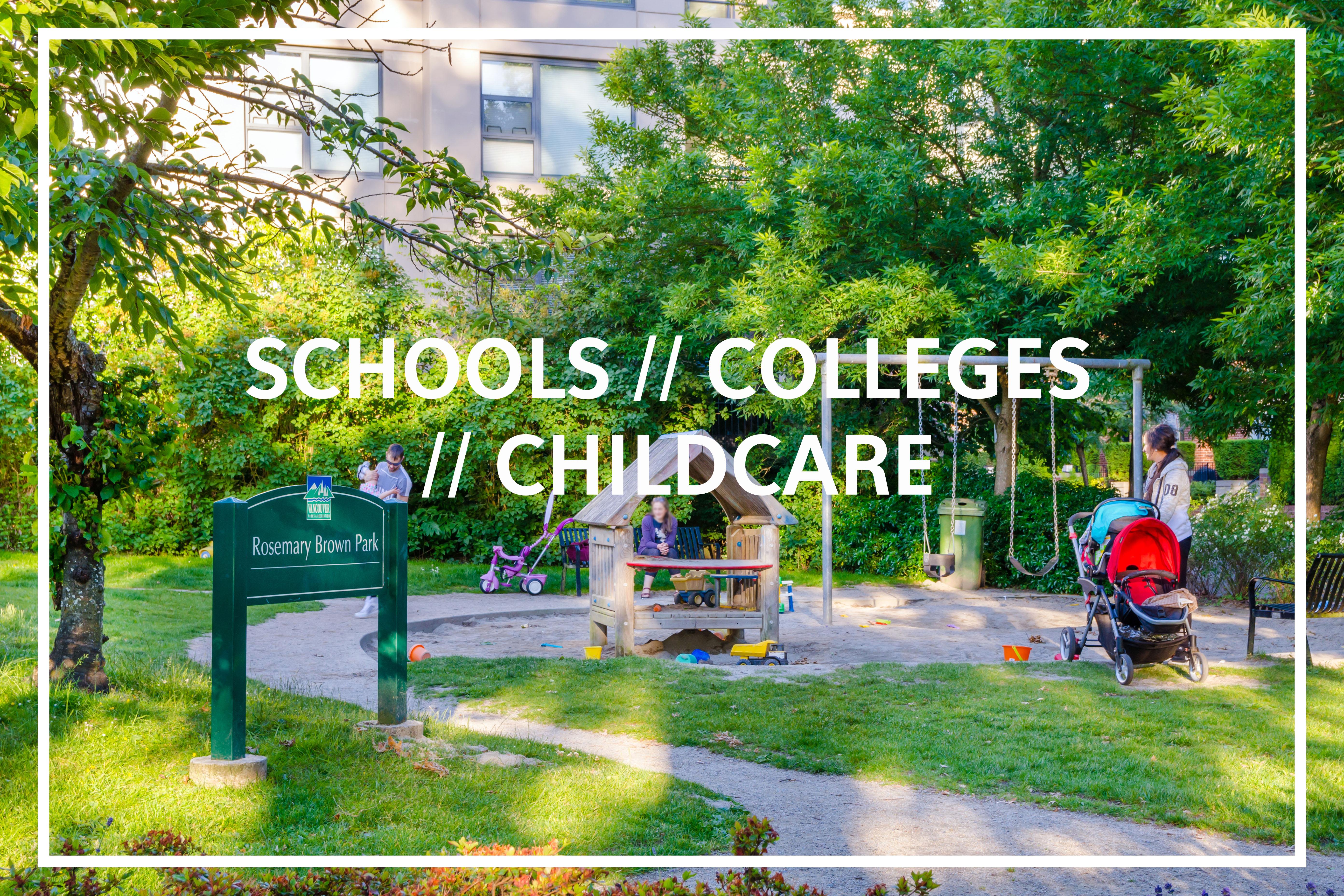 schools childcare a