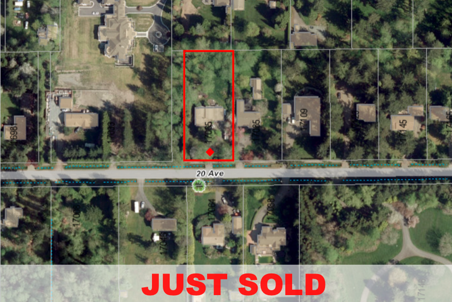 17065 20 ave just sold