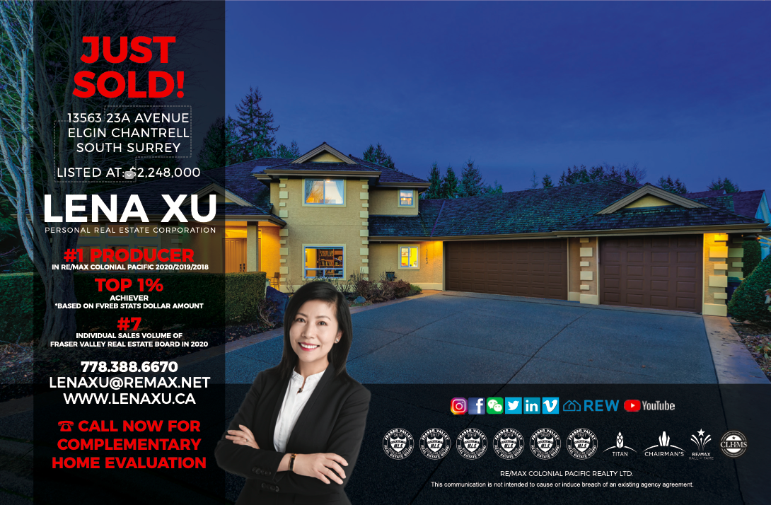 sold for 23a ave