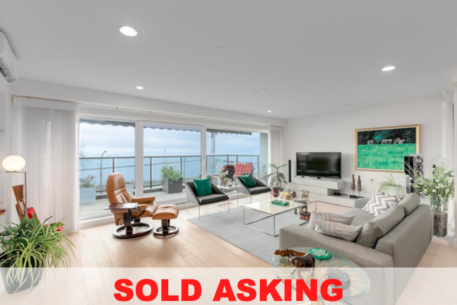 sold for unit 302
