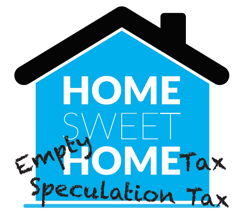 emty home tax logo